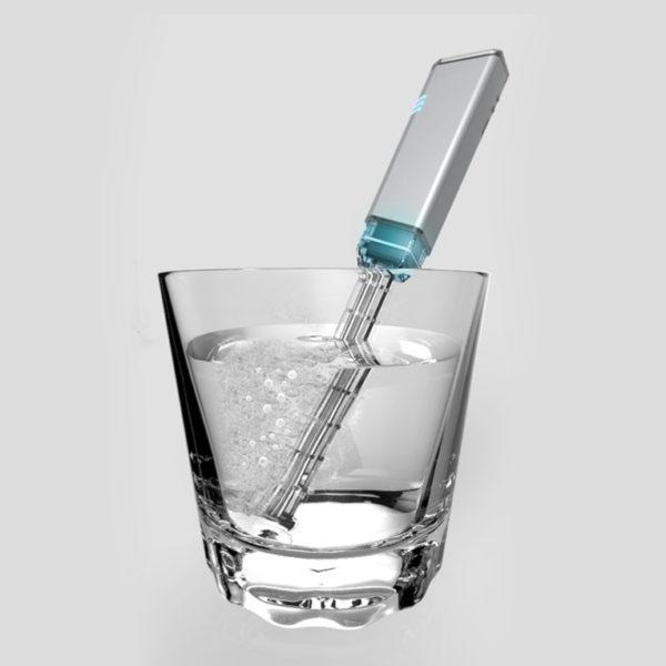 ГЕнератор водоройдной воды H2 Magic Stick Silver