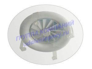 Защитный экран отражатель для вентиляционной решетки