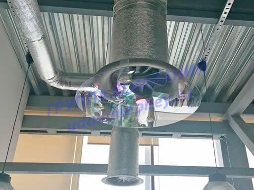 экран для вентиляционной решетки орби