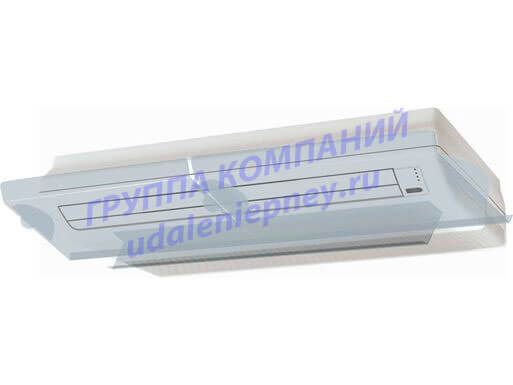 экран для напольно-потолочного кондиционера